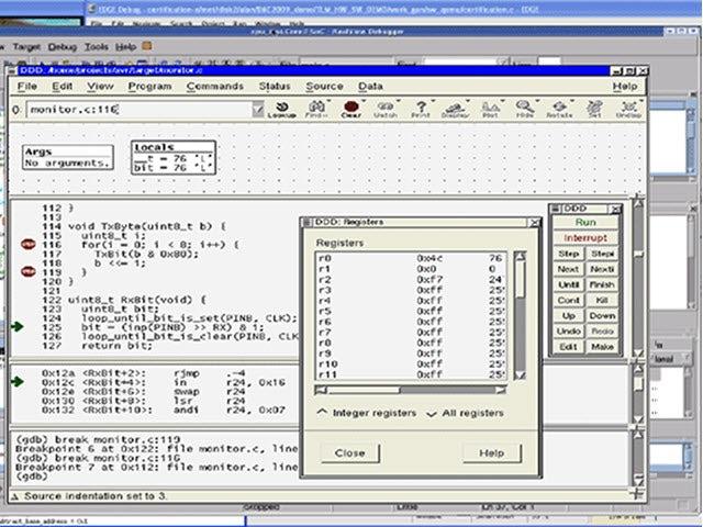 Screenshot of Vista flow model builder timing policies
