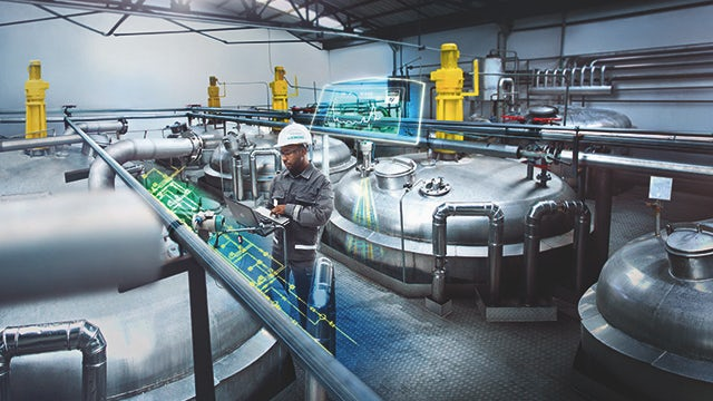 Manufacturing organizations aiming to produce more complex products on shorter timelines are harnessing digital transformation initiatives. While there is no single correct approach to supporting those improvements, a digital twin and digital threads can help.
