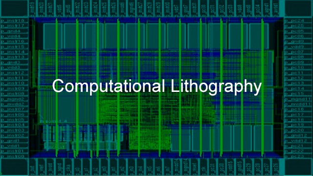 Calibre Computational Lithography products enable photolithographic processes, including extreme ultraviolet (EUV)