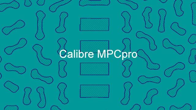 Calibre Mask Process Correction MPCpro