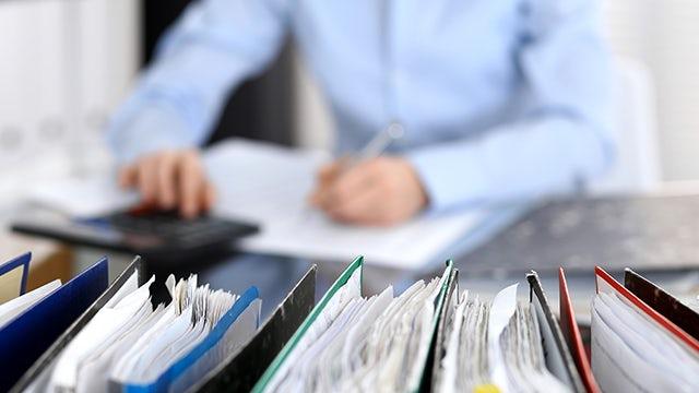 Siemens Administrative Professionals binder image