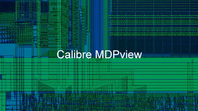 calibre mdpview product