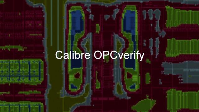 Calibre OPCverify