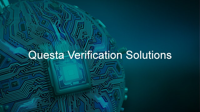 Questa Verification Solutions transform verification, dramatically increasing verification productivity and managing resources more efficiently built on several powerful technologies and tightly integrated with Veloce emulation Questa answers the challenges of increasingly complex SoCs.