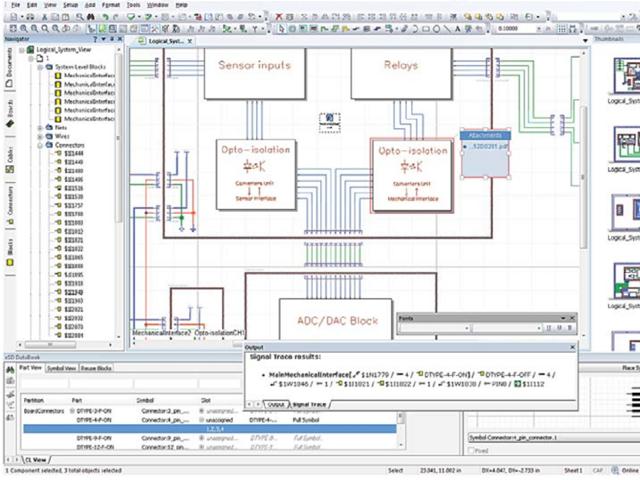 Screenshot of Multi-board