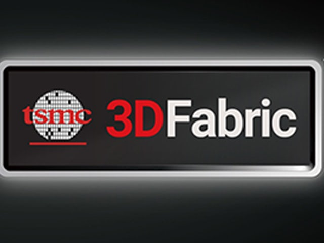 TSMC certified reference flows 3D logo