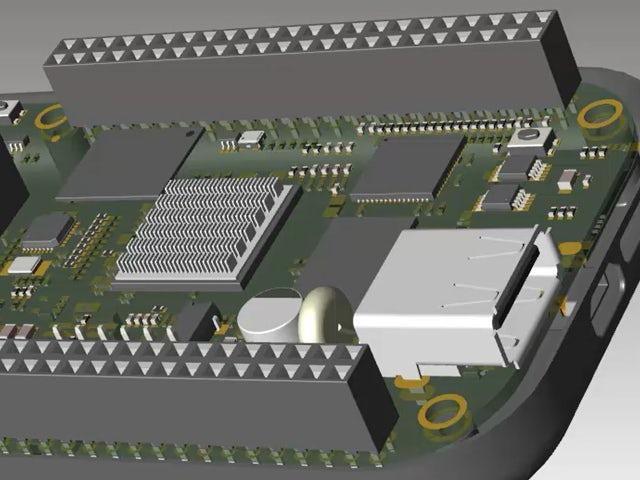 3D PCB visualization