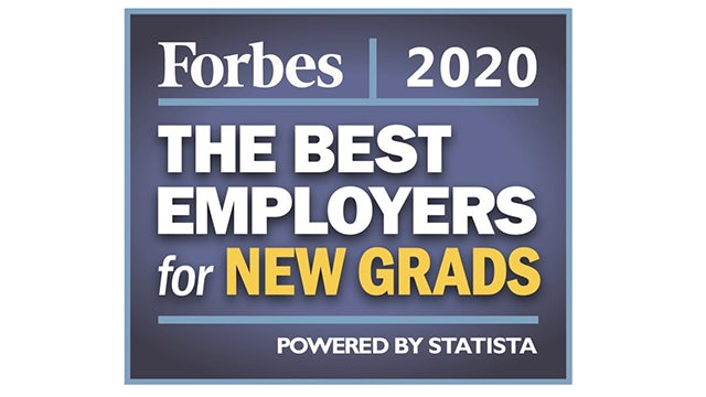 Forbe's Best Employer