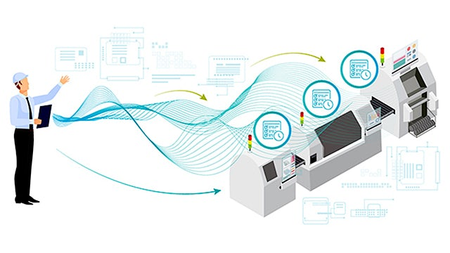Graphic depiction of process engineering solutions with Valor solutions.