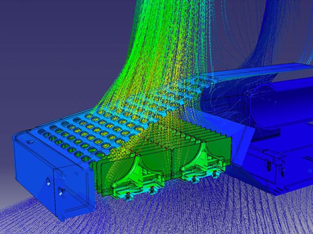 Screenshot of System thermal