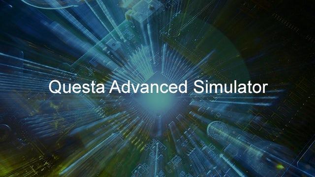 Questa Advanced Simulator