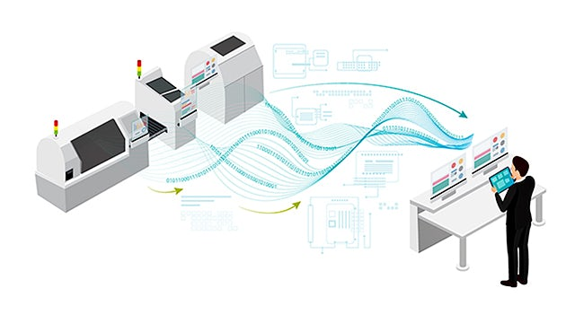 Graphic depiction of Valor manufacturing solutions