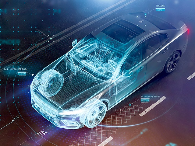 car schematic design melding into real car | The Calibre RealTime Custom interface enables on-demand Calibre sign-off design rule checking for custom and analog/mixed-signal design flows.