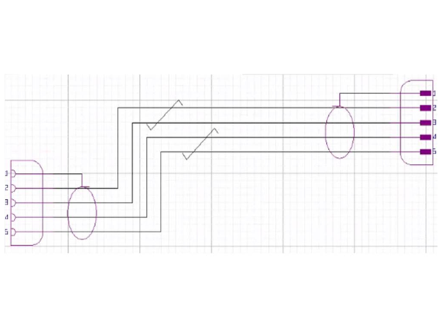 Screenshot of Cables