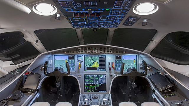 Rendering of cockpit - tools for Do-254 projects Siemens Digital Industries Software